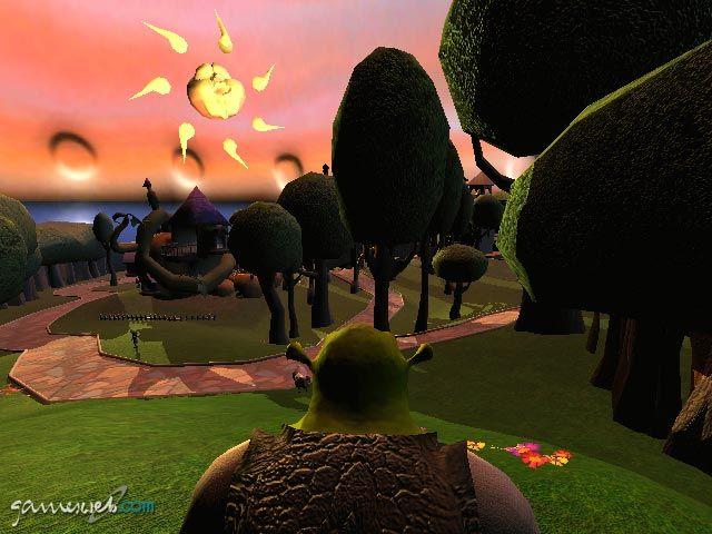 Shrek  Archiv - Screenshots - Bild 3
