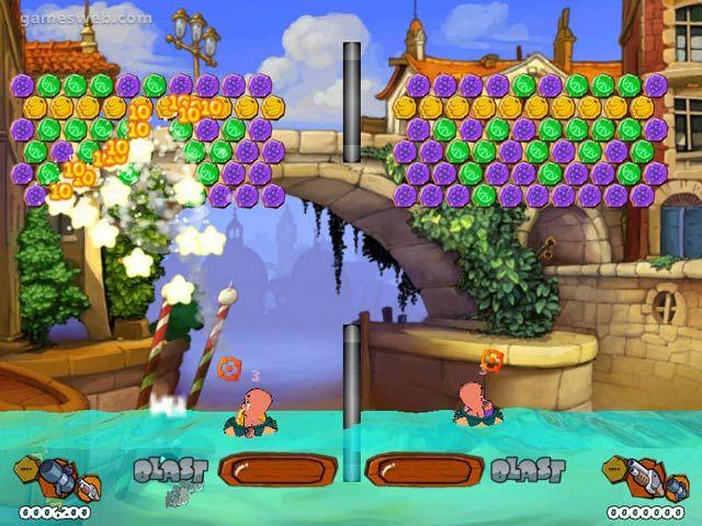 Worms Blast  Archiv - Screenshots - Bild 5