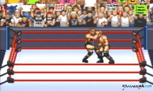WWF Road to Wrestlemania (GBA)  Archiv - Screenshots - Bild 4