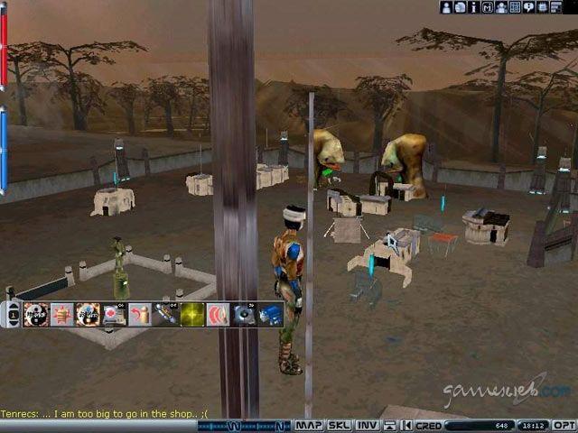 Anarchy Online - Screenshots & Artworks Archiv - Screenshots - Bild 5