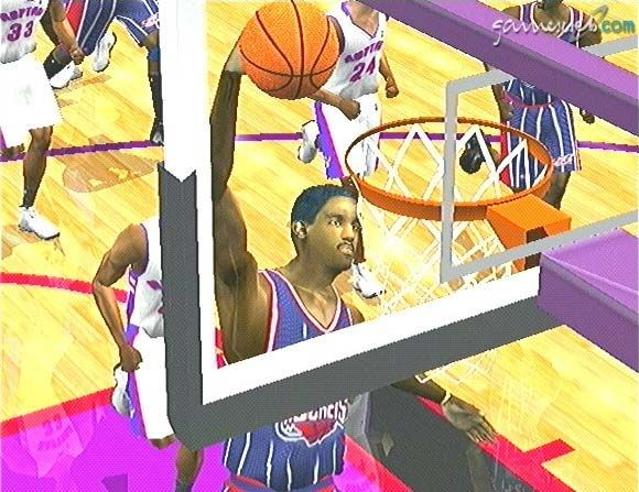 NBA Live 2002  Archiv - Screenshots - Bild 4