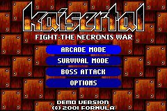 Kaisertal - Screenshots & Artworks Archiv - Screenshots - Bild 3