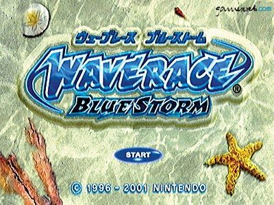 Wave Race Blue Storm  Archiv - Screenshots - Bild 2