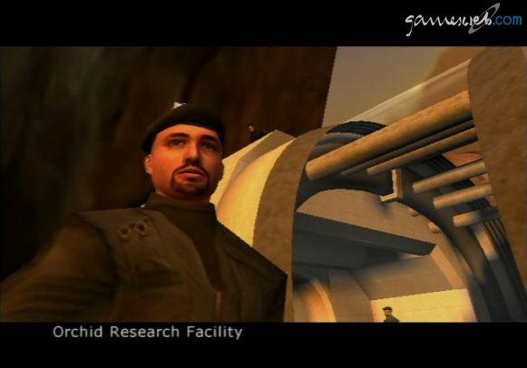Agent im Kreuzfeuer  Archiv - Screenshots - Bild 4