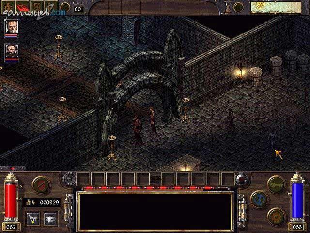 Arcanum - Screenshots - Bild 8