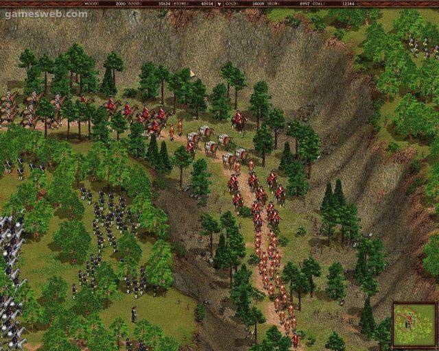 Cossacks: The Art of War  Archiv - Screenshots - Bild 4