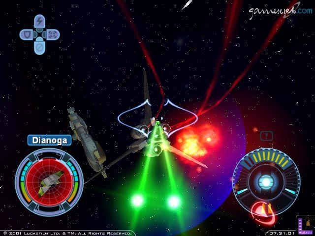 Star Wars Starfighter: Special Edition  Archiv - Screenshots - Bild 5