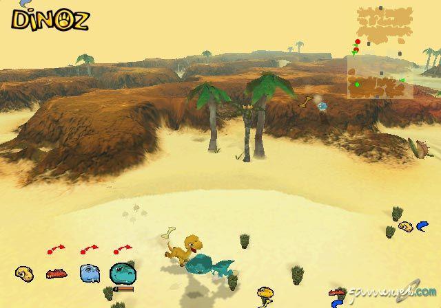 Dinoz  Archiv - Screenshots - Bild 15