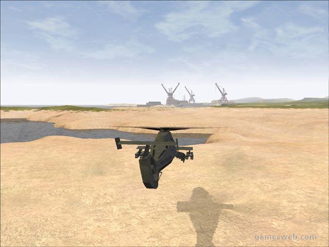 Comanche 4  Archiv - Screenshots - Bild 28