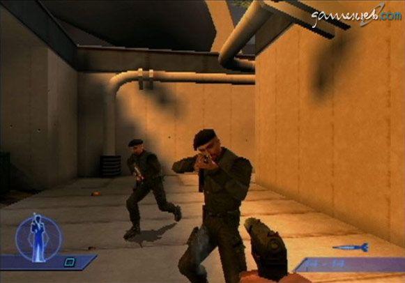 Agent im Kreuzfeuer  Archiv - Screenshots - Bild 10