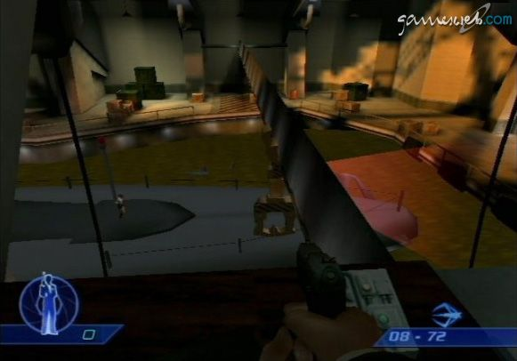 Agent im Kreuzfeuer  Archiv - Screenshots - Bild 7