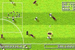 Steven Gerrard's Total Soccer 2002  Archiv - Screenshots - Bild 3