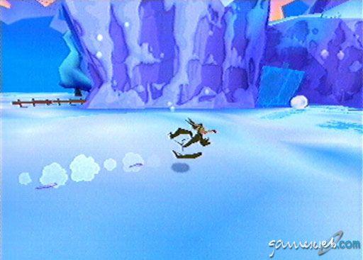 Sheep, Dog 'n' Wolf - Screenshots - Bild 10