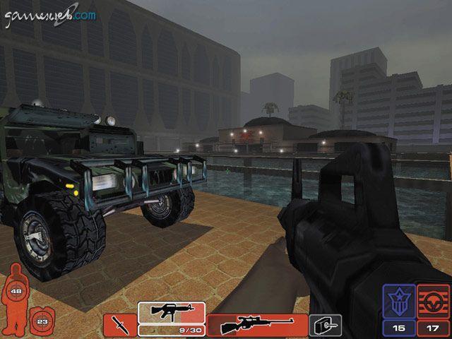 Mobile Forces  Archiv - Screenshots - Bild 14
