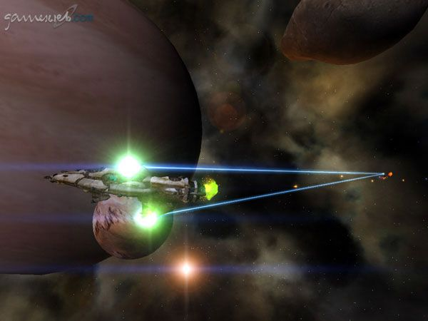 Imperium Galactica 3  Archiv - Screenshots - Bild 10