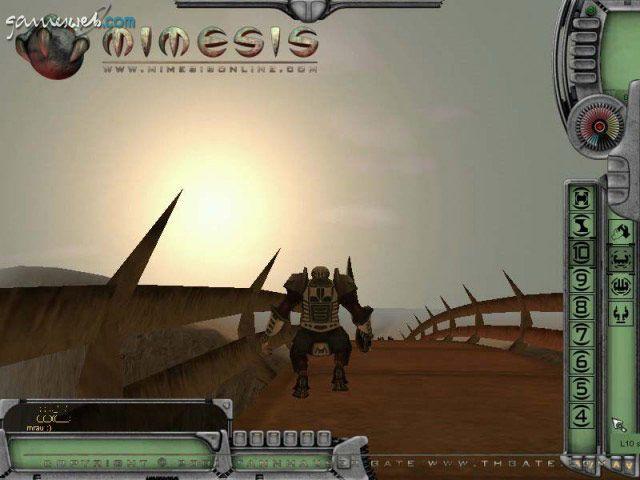 Mimesis Online  Archiv - Screenshots - Bild 10