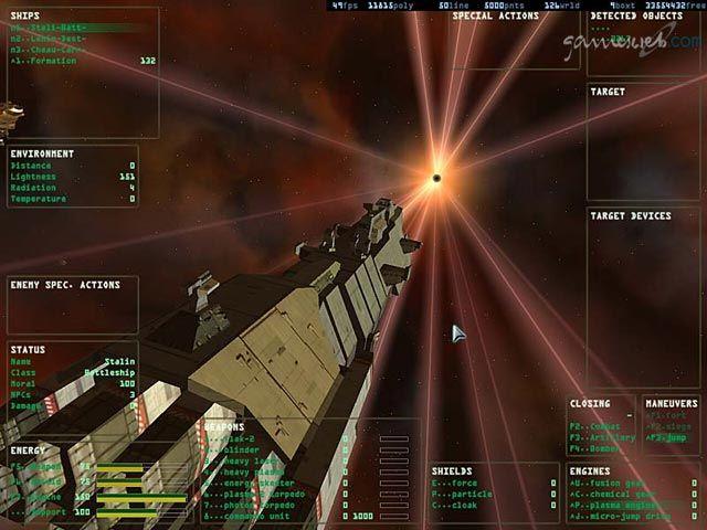 Imperium Galactica 3  Archiv - Screenshots - Bild 2