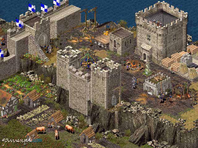 Stronghold - Screenshots - Bild 10