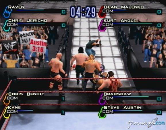 WWF SmackDown! Just Bring It  Archiv - Screenshots - Bild 51
