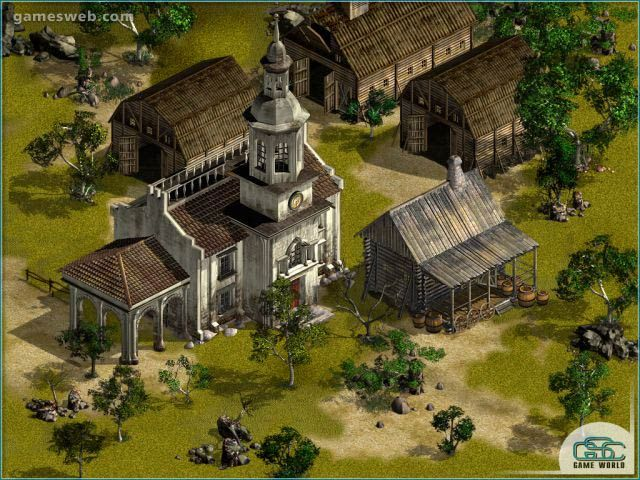 American Conquest  Archiv - Screenshots - Bild 7