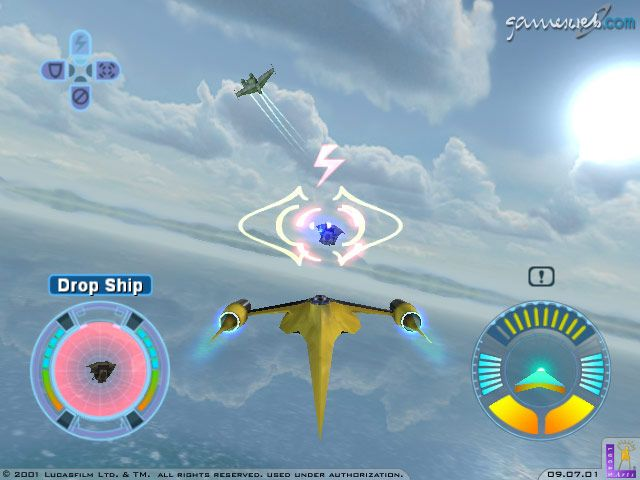 Star Wars Starfighter: Special Edition  Archiv - Screenshots - Bild 17