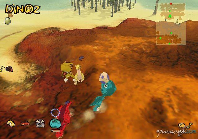 Dinoz  Archiv - Screenshots - Bild 14