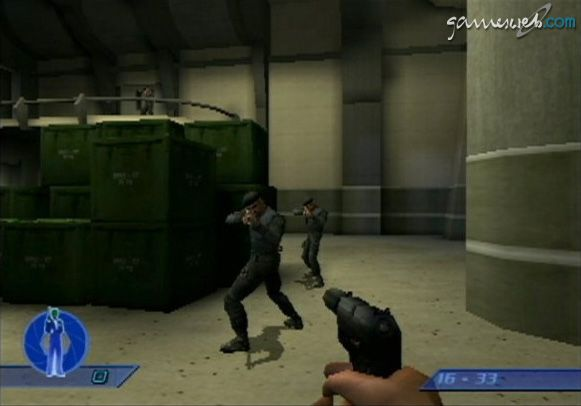 Agent im Kreuzfeuer  Archiv - Screenshots - Bild 16