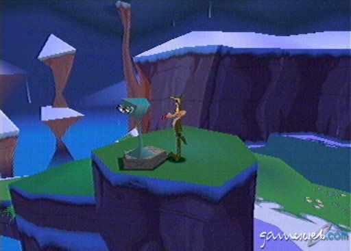 Sheep, Dog 'n' Wolf - Screenshots - Bild 15