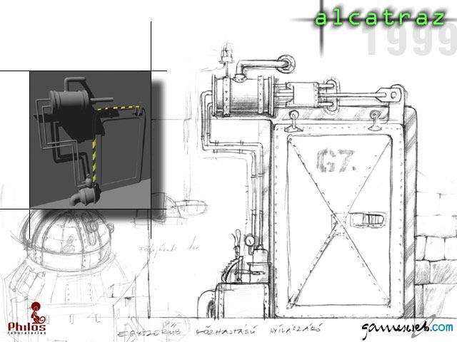 Escape From Alcatraz - Screenshots & Artworks Archiv - Screenshots - Bild 11