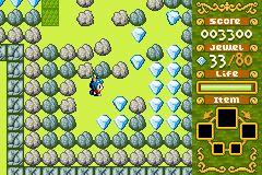Boulder Dash EX  Archiv - Screenshots - Bild 2