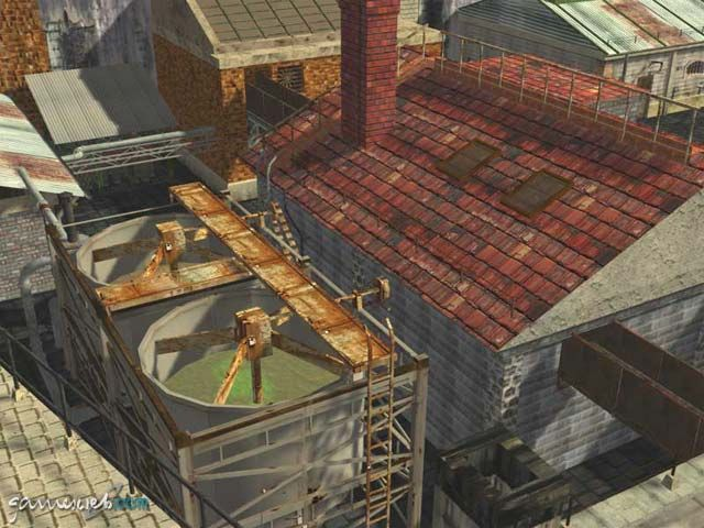Escape From Alcatraz - Screenshots & Artworks Archiv - Screenshots - Bild 6