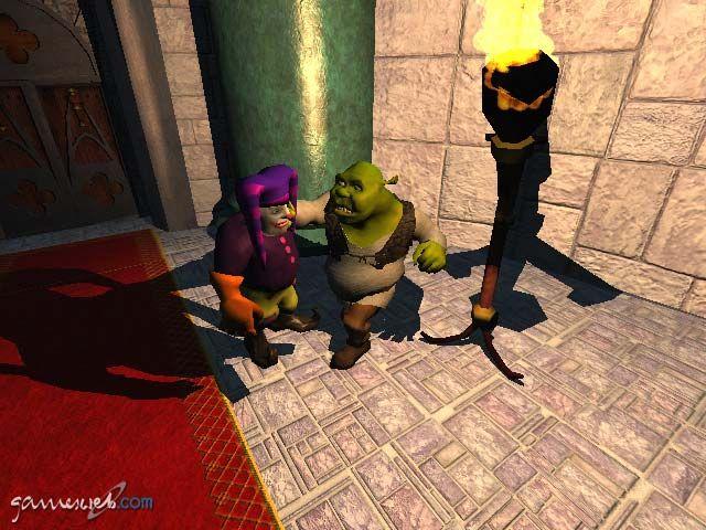 Shrek  Archiv - Screenshots - Bild 5