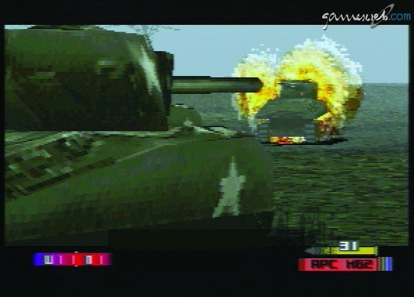 Panzer Front Bis  Archiv - Screenshots - Bild 39