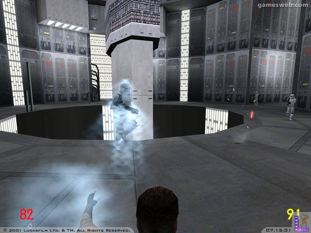 Star Wars: Jedi Outcast  Archiv - Screenshots - Bild 53