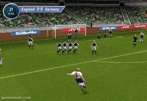 David Beckham Soccer  Archiv - Screenshots - Bild 2