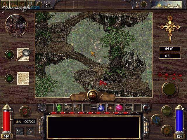 Arcanum - Screenshots - Bild 2