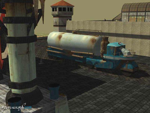 Escape From Alcatraz - Screenshots & Artworks Archiv - Screenshots - Bild 7