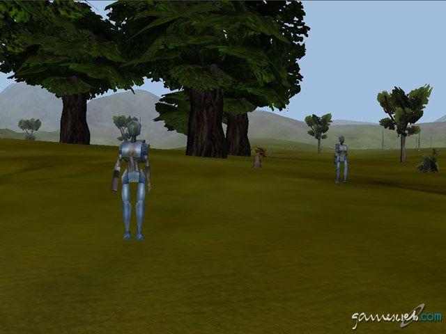Project Entropia  Archiv - Screenshots - Bild 23
