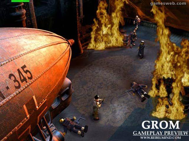 Grom  Archiv - Screenshots - Bild 2