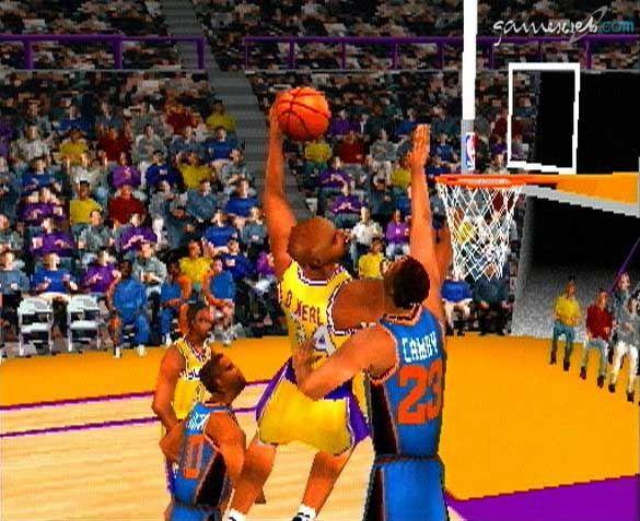 NBA Live 2002  Archiv - Screenshots - Bild 19