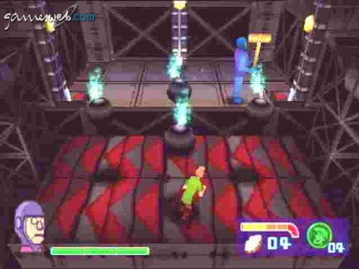 Scooby Doo and the Cyber Chase!  Archiv - Screenshots - Bild 4