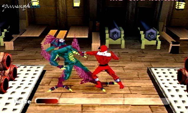 Power Rangers: Time Force  Archiv - Screenshots - Bild 3