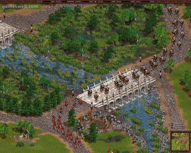 Cossacks: The Art of War  Archiv - Screenshots - Bild 8