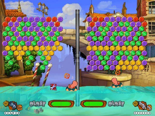 Worms Blast  Archiv - Screenshots - Bild 9