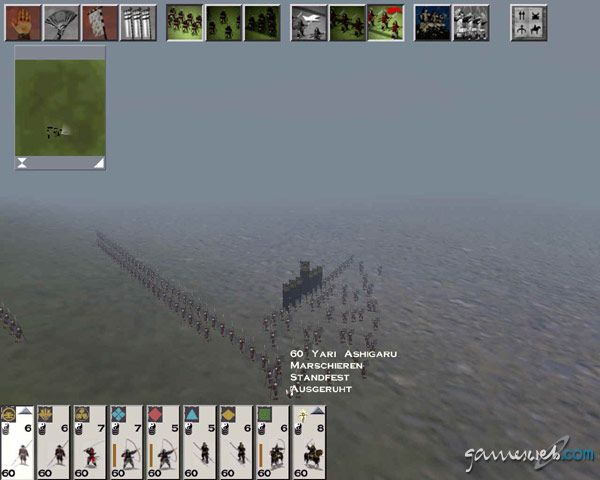 Shogun: Total War - Screenshots - Bild 4