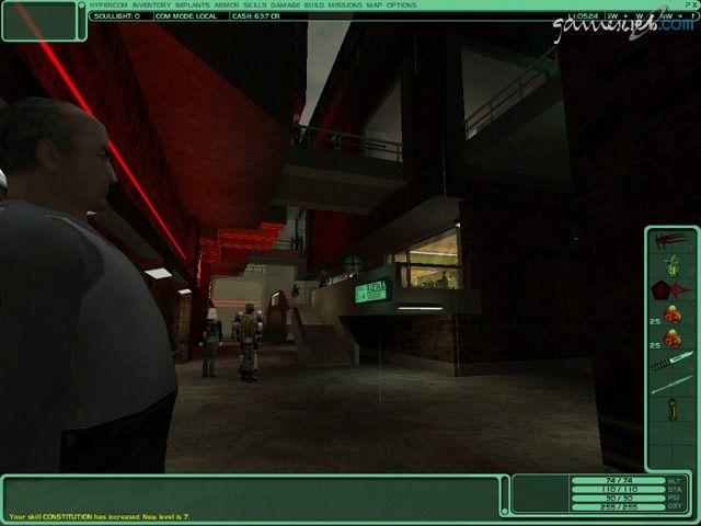 Neocron  Archiv - Screenshots - Bild 67