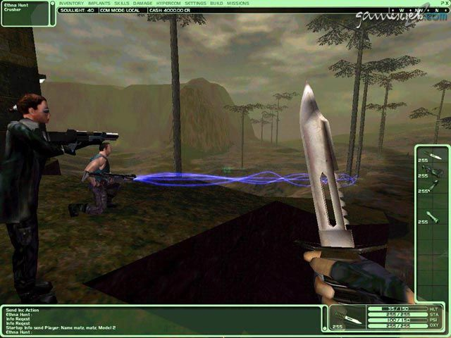 Neocron  Archiv - Screenshots - Bild 8