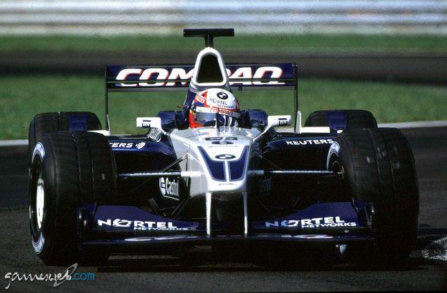 F1 2001  Archiv - Screenshots - Bild 13
