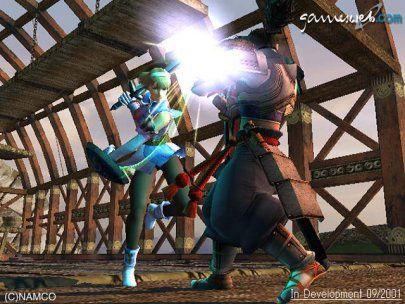 Soul Calibur 2  Archiv - Screenshots - Bild 60