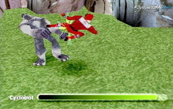 Power Rangers: Time Force  Archiv - Screenshots - Bild 4
